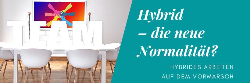 News hybrides Arbeiten